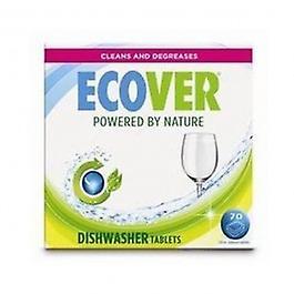 Ecover - opvaskemaskine tabletter 25 tablet