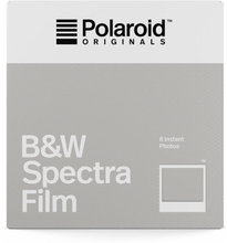 Polaroid Originals B&W Film for Image/Spectra, Polaroid Originals