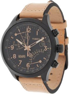 Timex IQ Ure hellbraun