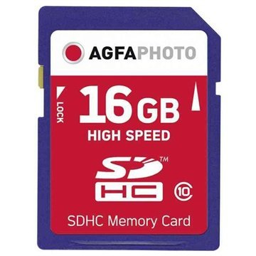 AgfaPhoto High Speed SDHC Card 10426 - 16GB