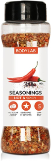 Bodylab Low Salt Seasonings (90 g) - Hot & Spicy