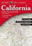 Delorme California Atlas & Gazetteer