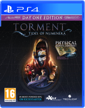 Torment: Tides of Numenera - Sony PlayStation 4 - RPG