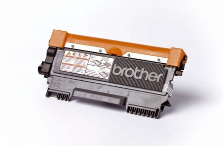 Lasertoner sort TN-2220 Brother Original