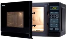 Sharp Microwave 20L R242 svart
