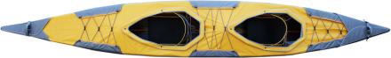 Pakboats Puffin Saranac gul 2018 Tilbehør til gummibåde