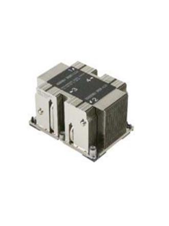 2U PASSIVE CPU HEATSINK ACCS CPU Køler - Heatsink (Uden blæser) -