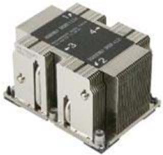 2U PASSIVE CPU HEATSINK ACCS CPU-fläktar - Kylare (utan fläkt) -