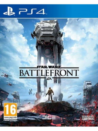 Star Wars: Battlefront - Sony PlayStation 4 - Toiminta