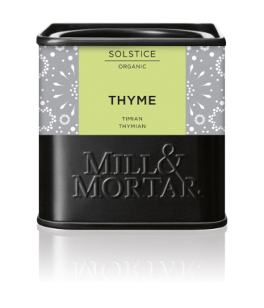 Mill & Mortar Timian skåret ØKO 25 g