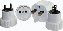 Basic Nature World Set Adapter with 4 Plugs 2020 Virtalähteiden varusteet