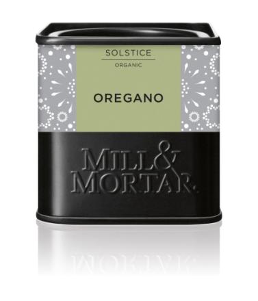 Mill & Mortar Oregano skåret ØKO 16 g