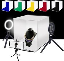 Vikbar Fotobox / Fotograferingsstudio - 30cm