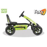 Polkuauto Exit Foxy Pedal