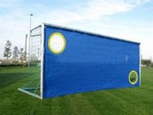 Tarkkuusseinä 5x2m jalkapallomaaliin