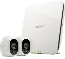 Arlo Overvåkingssystem med to HD-kameraer