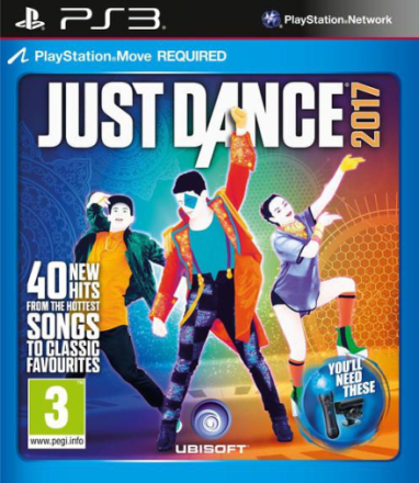 Just Dance 2017 /PlayStation 3