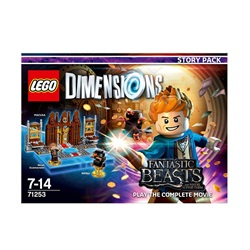 Lego Dimensions: Story Pack - Fantastic Beasts - wupti.com