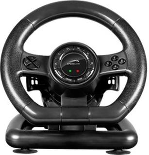 SPEEDLINK BLACK BOLT Racing Wheel - for PC, black
