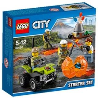 LEGO City Vulkan - Startsæt 60120