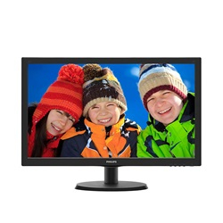 """Philips 223V5LHSB2 21,5"""" PC Skærm"""
