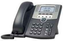 12 Line IP Phone w/Display PoE + PC Port
