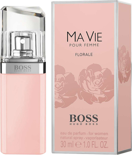 Kjøp Boss Ma Vie Florale EdP, 30ml Hugo Boss Parfyme Fri frakt