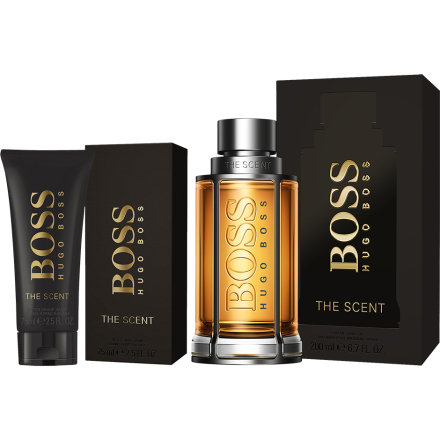 Boss The Scent Duo, 200ml Hugo Boss Herr