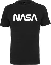NASA Worm Tee - Sort