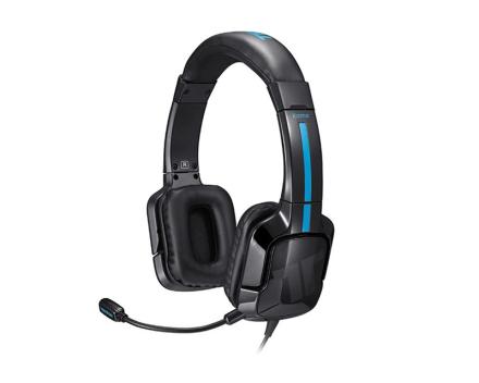 Kama Stereo Headset Svart (PS4)