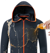 Ice Silk Waterproof Fishing Shirts Tech Hydrophobic Antifouling Outdoor Sport Fishing Clothing Men Quick Dry Jacket