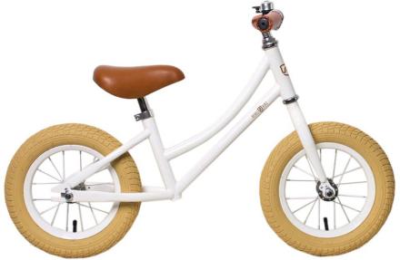 """Rebel Kidz Air Classic Lapset potkupyörä 12,5"""" , valkoinen 12,5"""" 2018 Lasten kulkuneuvot"""