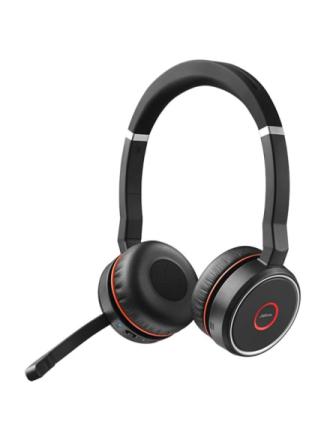 Evolve 75 MS (Headset only) - Czarny