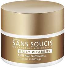 Sans Soucis Daily Vitamins Anti-Age Performance Luxurious 24-h Care