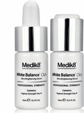 Medik8 White Balance Brightening Serum, 2x10ml