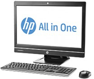 HP Compaq Pro 6300 All-in-One på 21,5