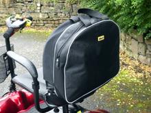 Benton Mobility kørestols taske over ryglæn