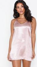 Missguided Hammered Satin Slip Nightgown