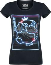 Pokemon - Enton - Neon -T-skjorte - svart