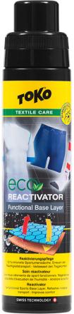Toko Eco Functional Sportswear 250ml , keltainen/musta 2018 Tekstiilien pesu