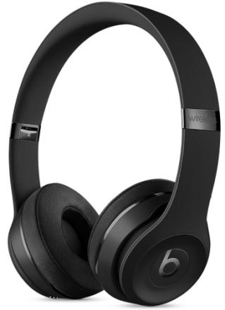 Beats Solo3 Wireless On-Ear Sort BT