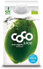 Coco Juice Ø Dr. Martins (500 ml)