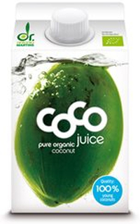Coco Juice Ø Dr. Martins (500 ml)