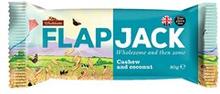 Flapjack Cashew og Kokos (80 gr)