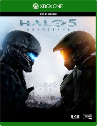 Halo 5: Guardians Xbox Onelle