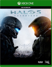 Halo 5: Guardians Xbox Onelle
