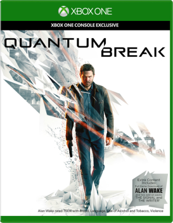 Quantum Break Xbox Onelle