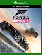 Forza Horizon 3 na Xbox One