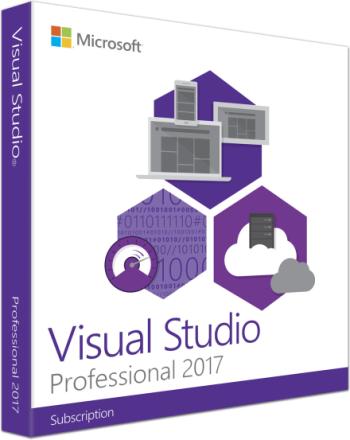 Visual Studio Professional -tilaus (uusi)