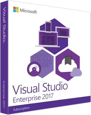 Visual Studio Enterprise -tilaus (uusi)